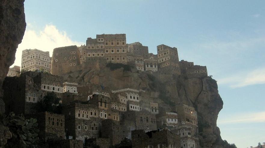 construcciones yemen